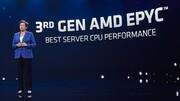 AMD Epyc 7003: Milan mit Zen 3 bietet auch CPUs mit 32 MB L3 pro Kern