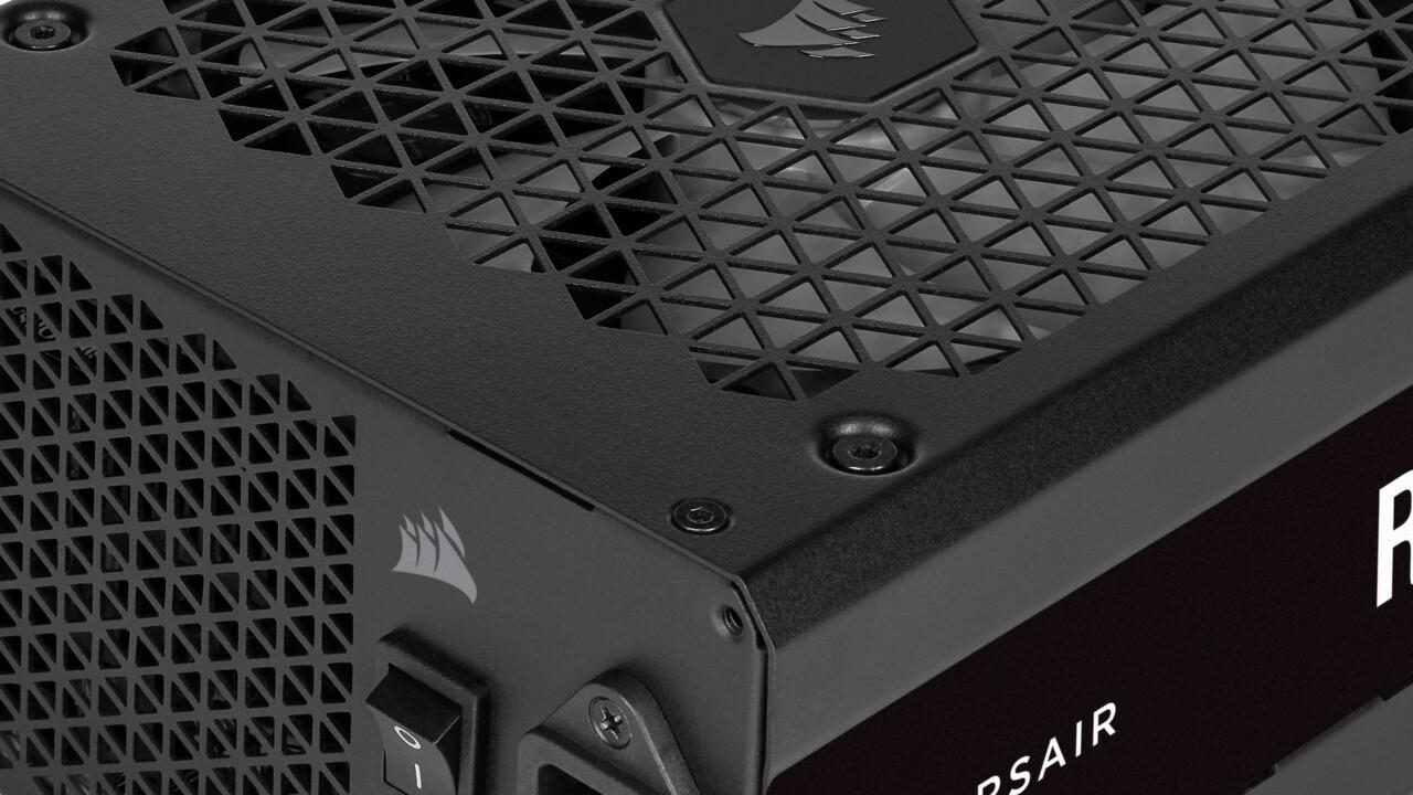 Corsair: Fünf neue RMx-Netzteile mit Magnetschwebe-Lüftern