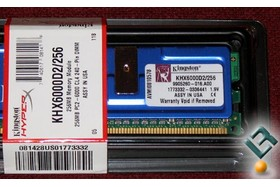 Kingston HyperX PC2-6000