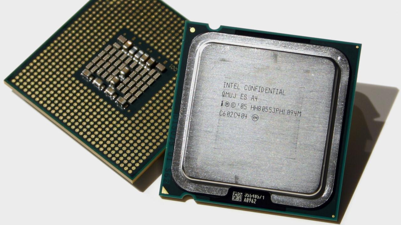 Im Test vor 15 Jahren: Intels Pentium EE 965 war schneller und sparsamer - ComputerBase