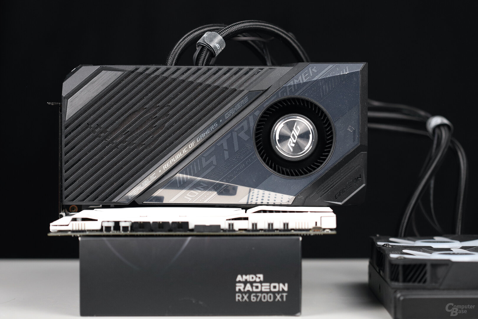 Asus ROG Radeon RX 6800 XT Strix OC Liquid
