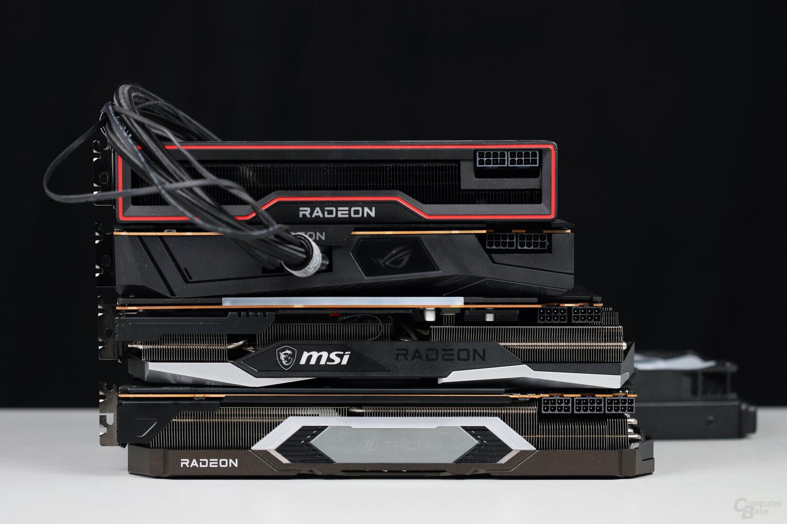 Asus Strix LC, ASRock Taichi und MSI Gaming X im Test