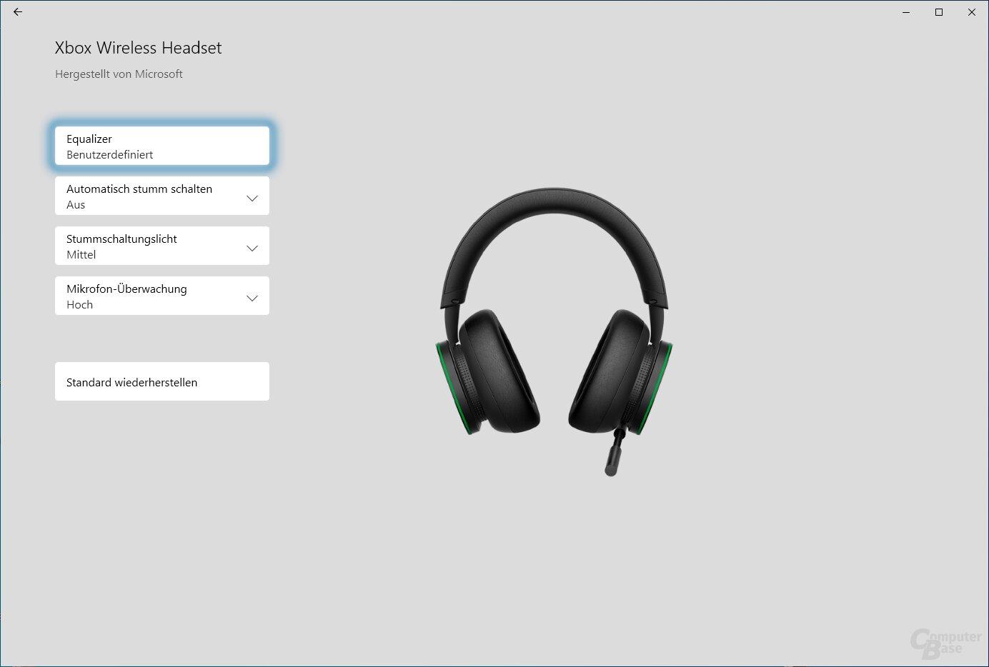 Microsoft Xbox Wireless Headset im Test