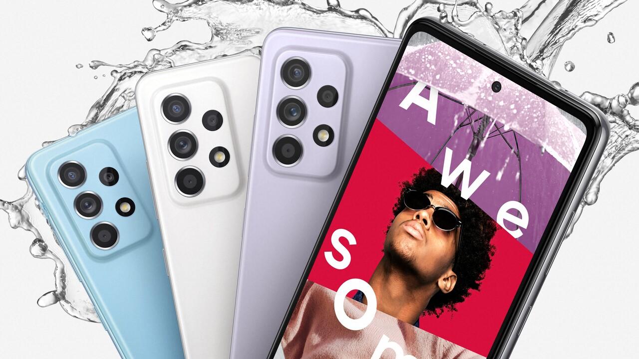Rangliste Smartphones 2021