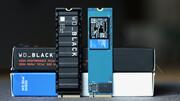 Black SN850 & Blue SN550 im Test: WDs schnelle SSDs mit und ohne Gaming-Anstrich