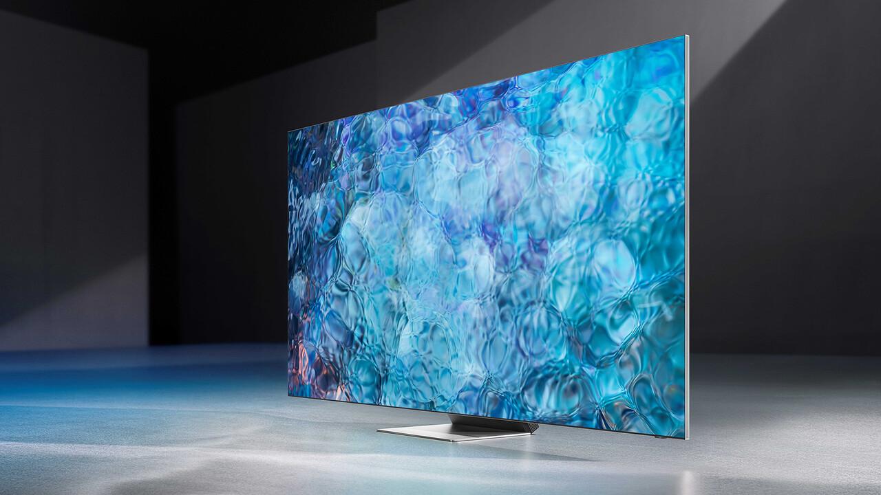Samsung-Fernseher: Preise für Neo QLED mit Mini-LED und Micro-LED-TVs