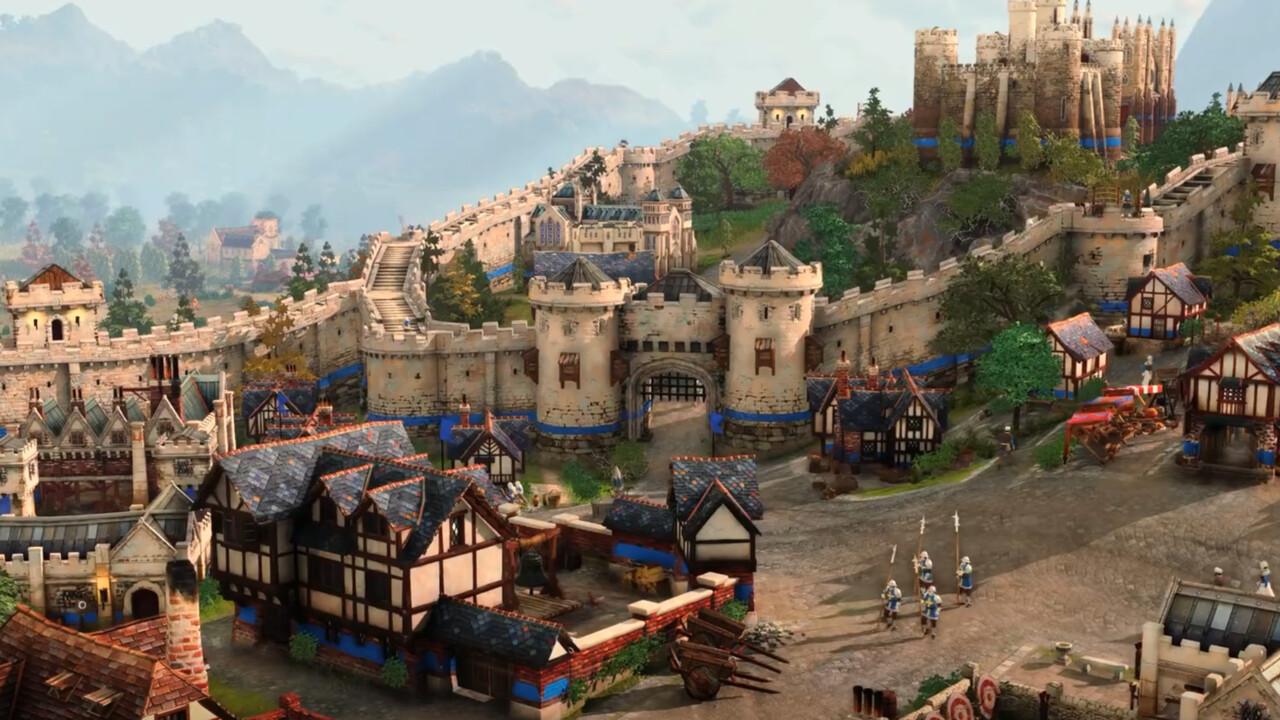 Age of Empires IV: Preview-Event im Livestream am 10.April