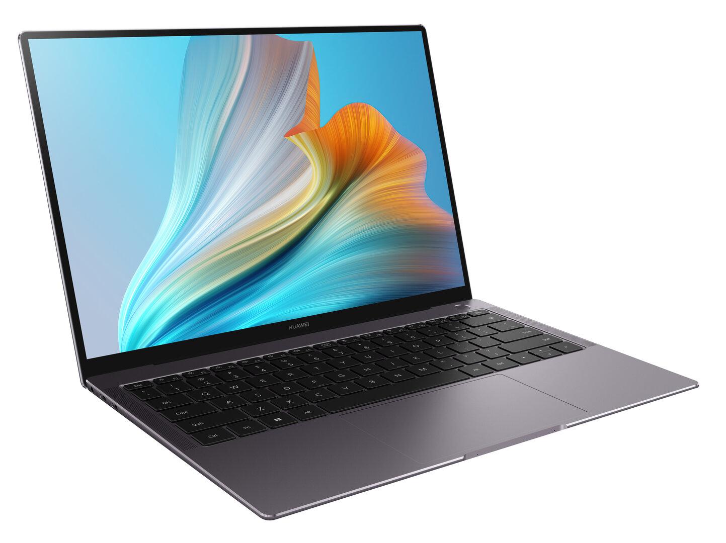 MateBook X Pro (2021) in Grau