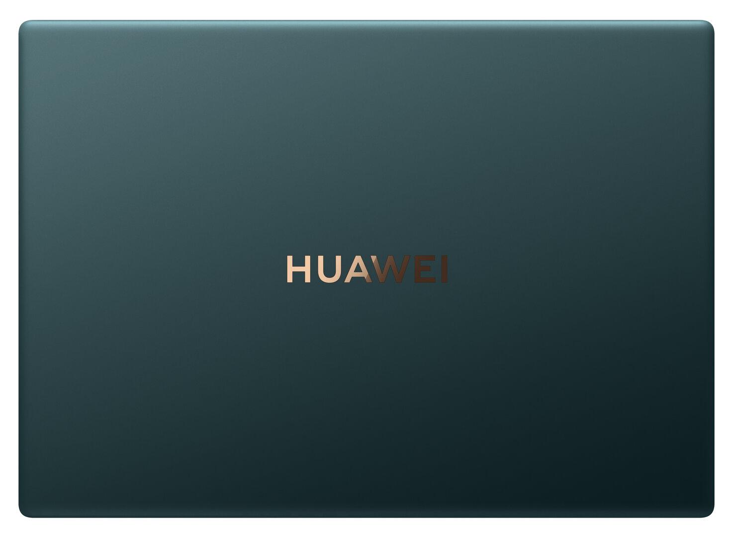 MateBook X Pro (2021) in Grün