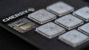 """Cherry MX Ultra Low Profile: Klassische """"Notebook-Tasten"""" werden mechanisch"""