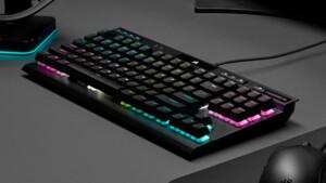 Corsair K70 RGB TKL: Kompakte Tastatur behält viel Ausstattung
