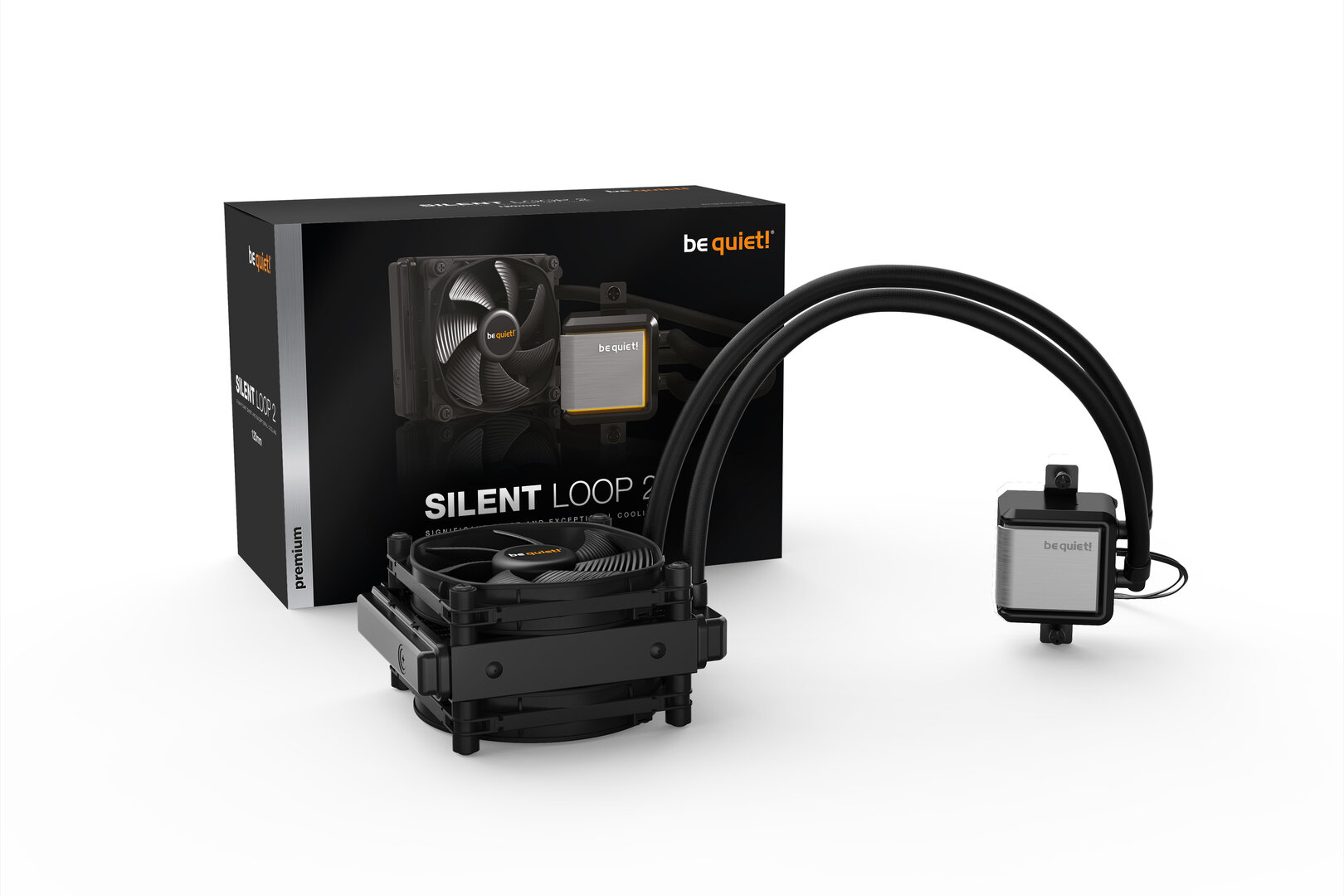 be quiet! Silent Loop 2 (120)