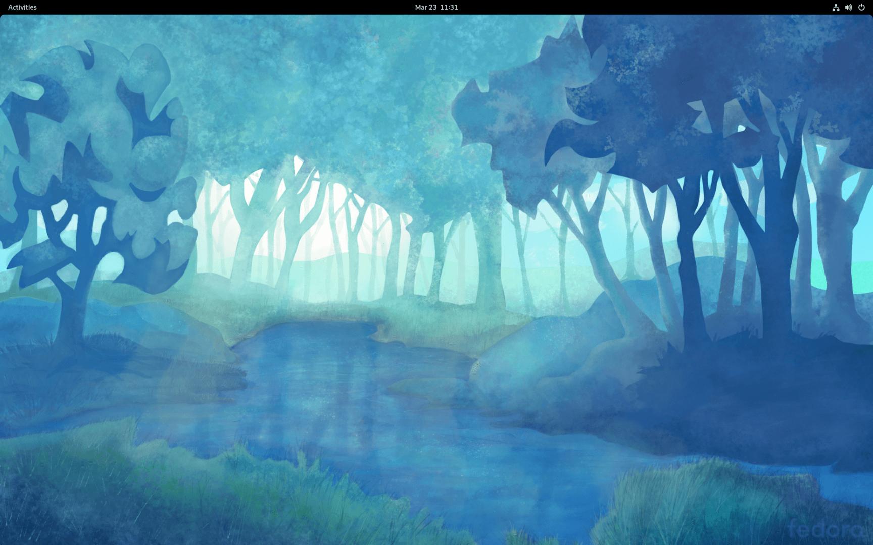 Fedora 34 Workstation mit Gnome 40