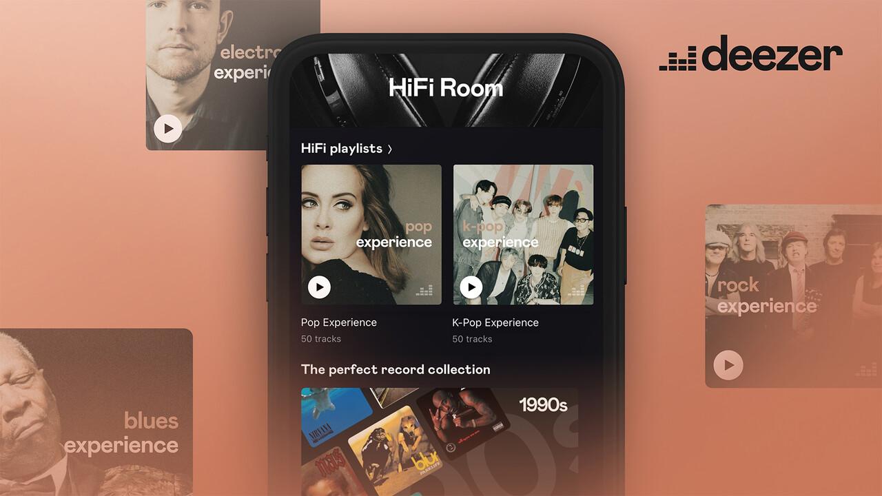 Deezer Family HiFi: Verlustfreies FLAC-Streaming jetzt auch als Familienabo