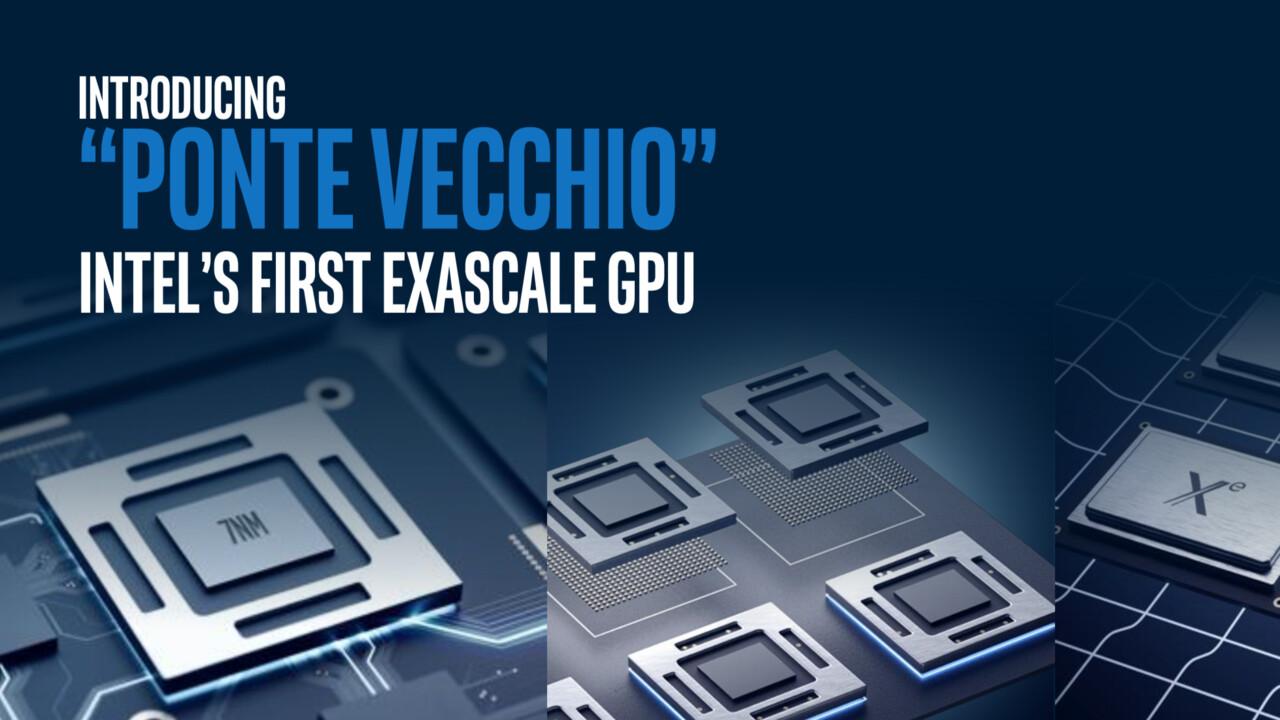 Ponte Vecchio: Intel demonstriert XPU für AI und Exascale