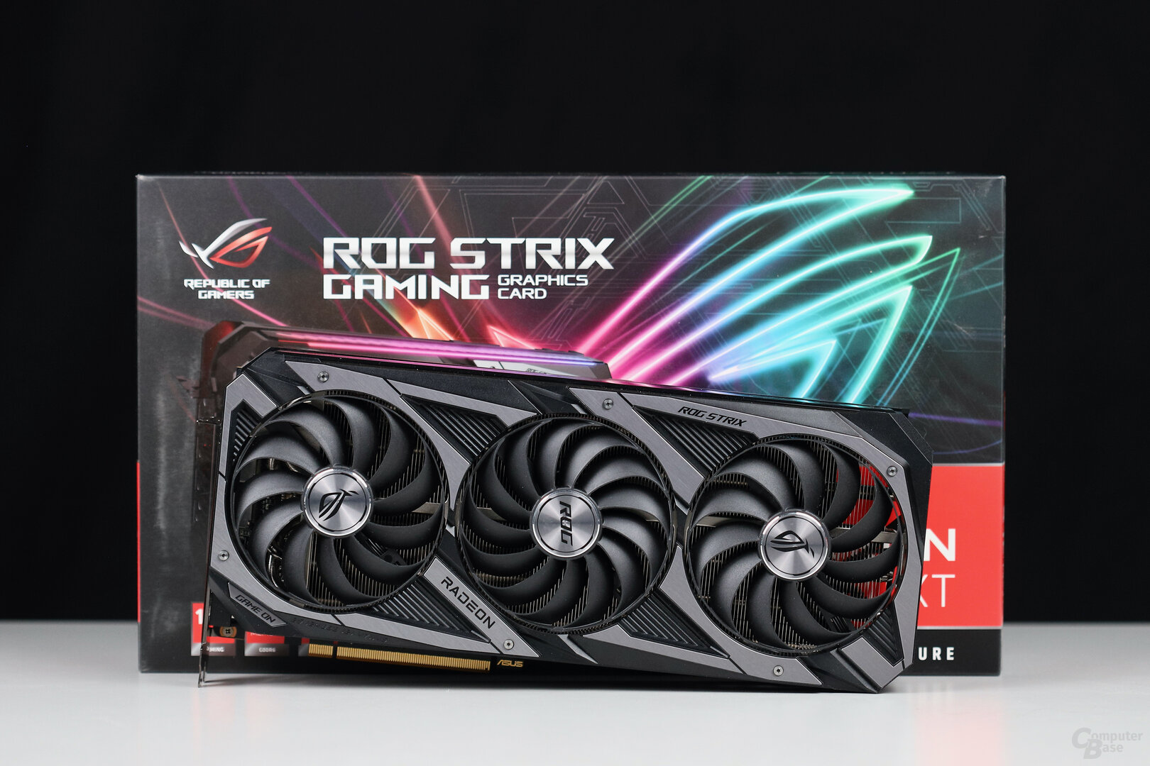 Die Asus Radeon RX 6700 XT Strix OC im Test