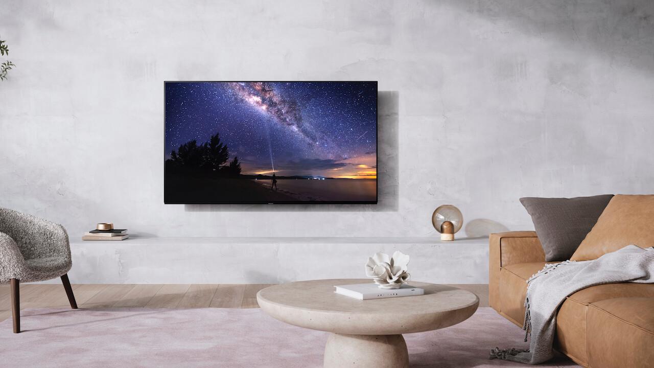 Panasonic JZW1004 und JZW984: OLED-Fernseher in 48 bis 65Zoll und neue LCD-TVs