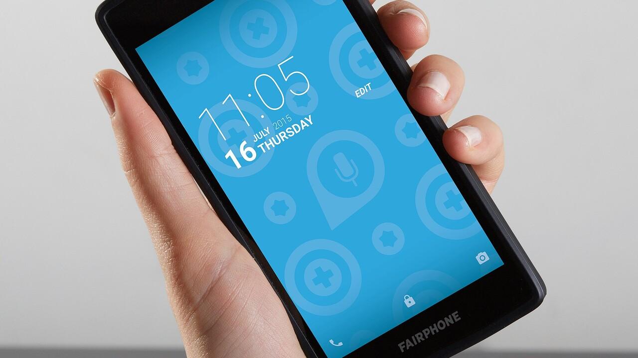 Fairphone 2: 3Jahre altes Android 9 für 5Jahre altes Smartphone
