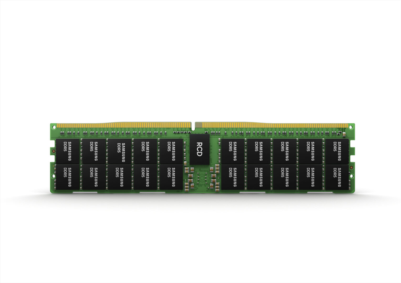 Samsung DDR5 RDIMM mit 512 GB