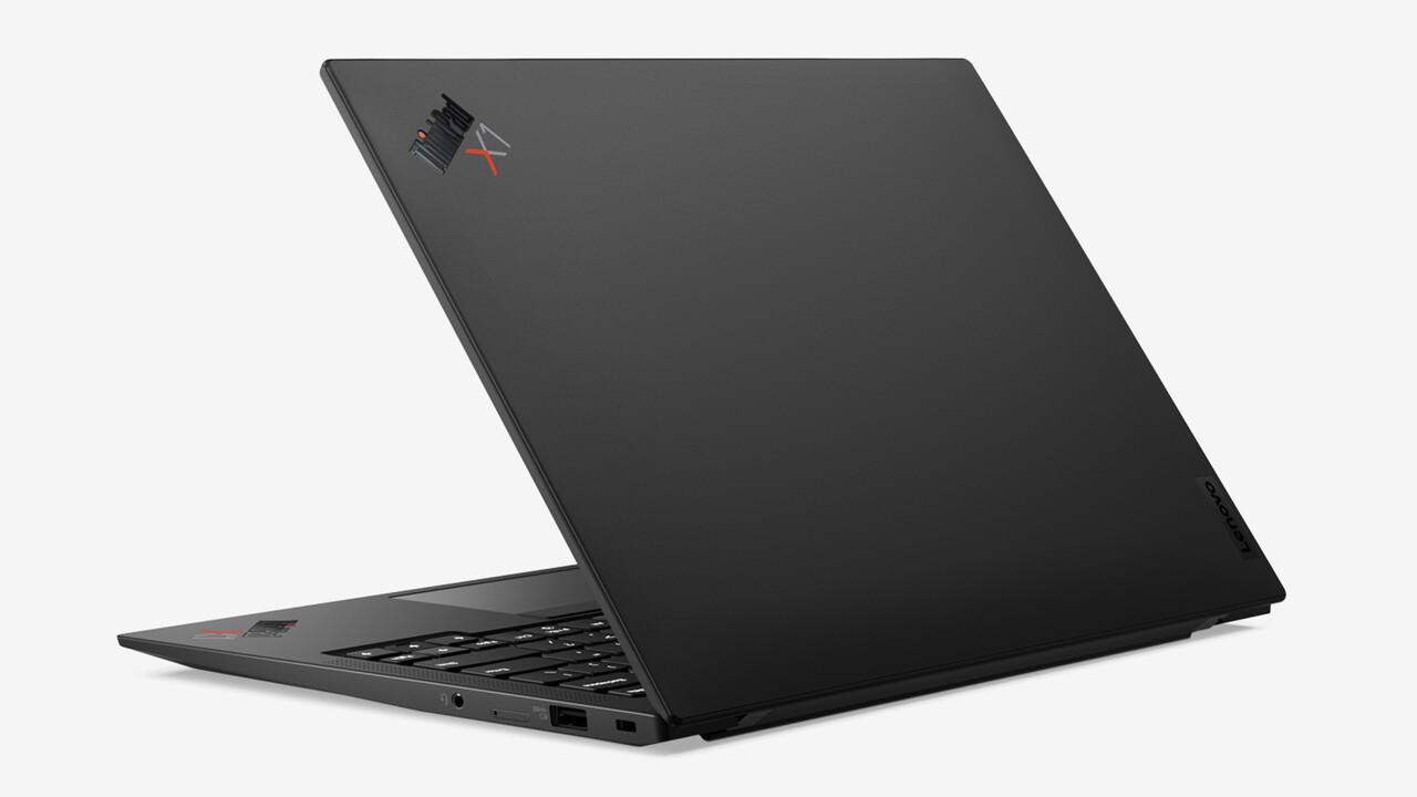 ThinkPad X1 Carbon Gen 9: Lenovo liefert 16:10-Notebook ab 1.800Euro in 6Wochen