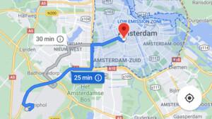 KI-gesteuerte Navigation: Google Maps wählt künftig die umweltfreundlichste Route