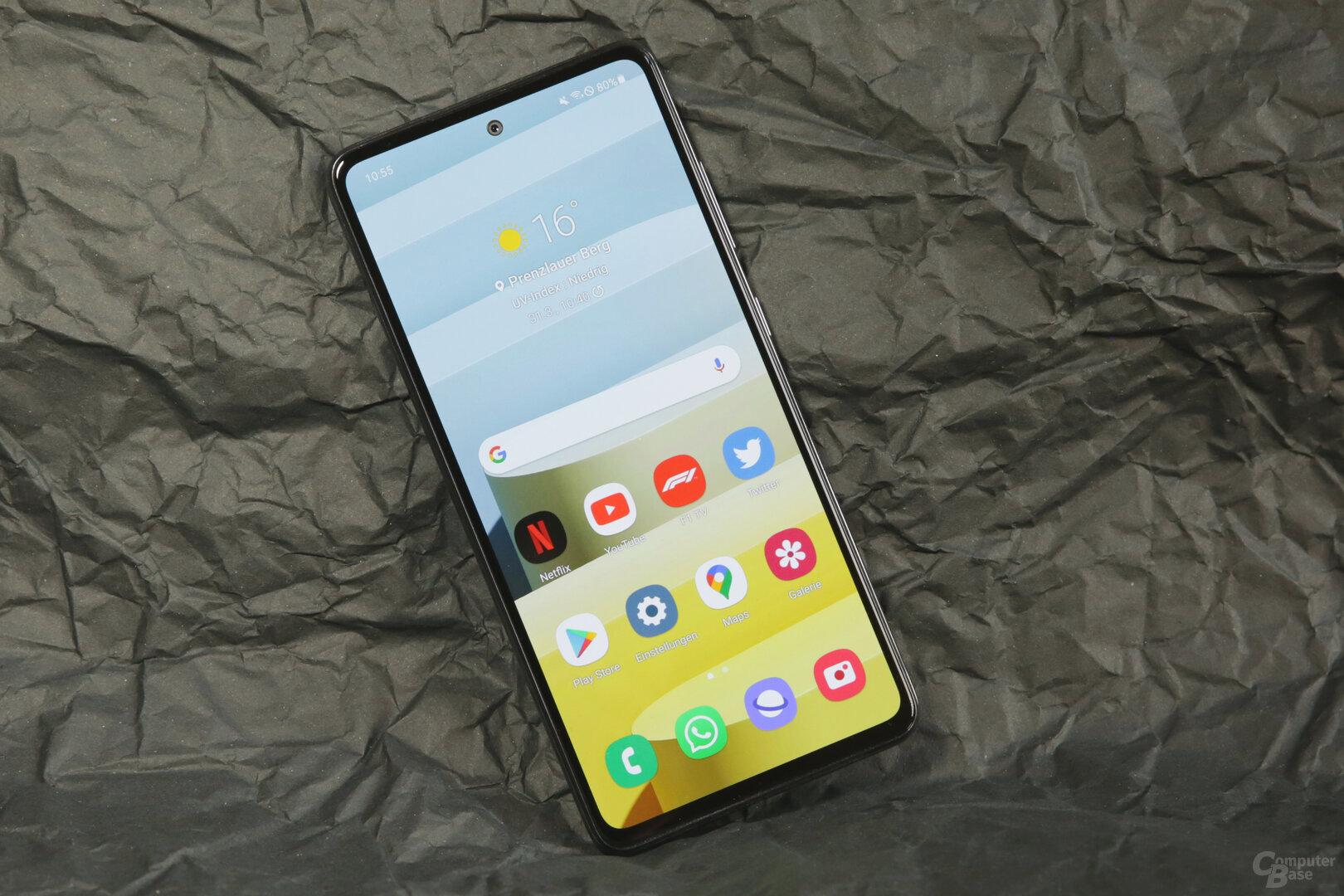 Samsung Galaxy A52 5G im Test