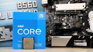 Core i5-11400F im Test: Intels beste Rakete hat zwei Gesichter