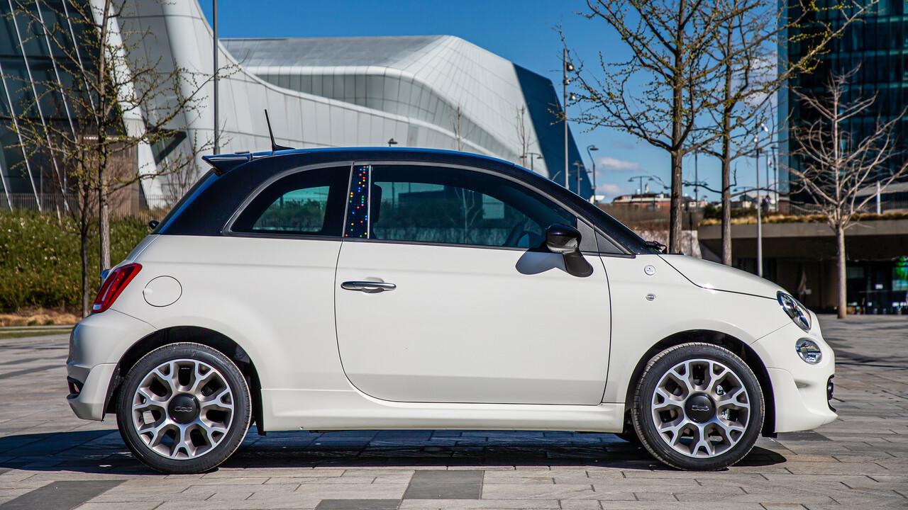 "Google Assistant: Fiat 500 kommt im April als ""Hey Google"" Sondermodell"