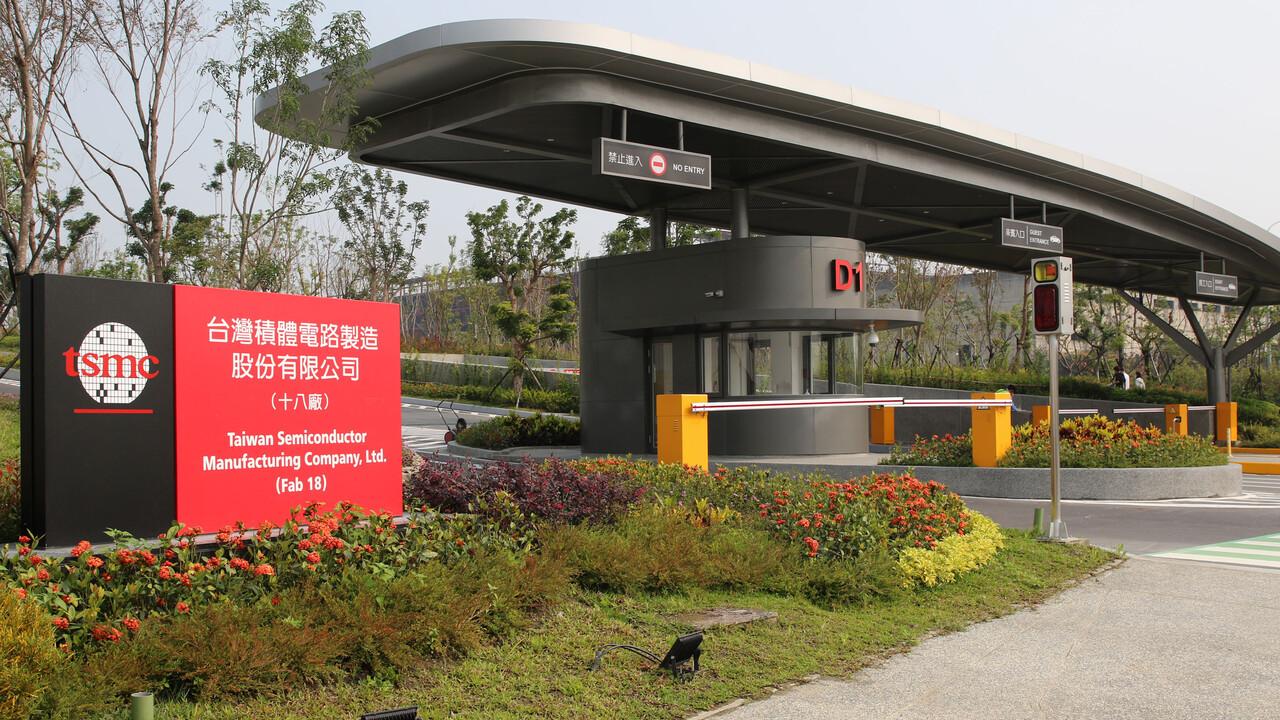 Fabrik-Neubauten: TSMC investiert 100 Mrd. USD und warnt vor Überkapazität