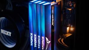 Arbeitsspeicher: Team Group bringt ab Mai schnelles DDR4-5600-Kit