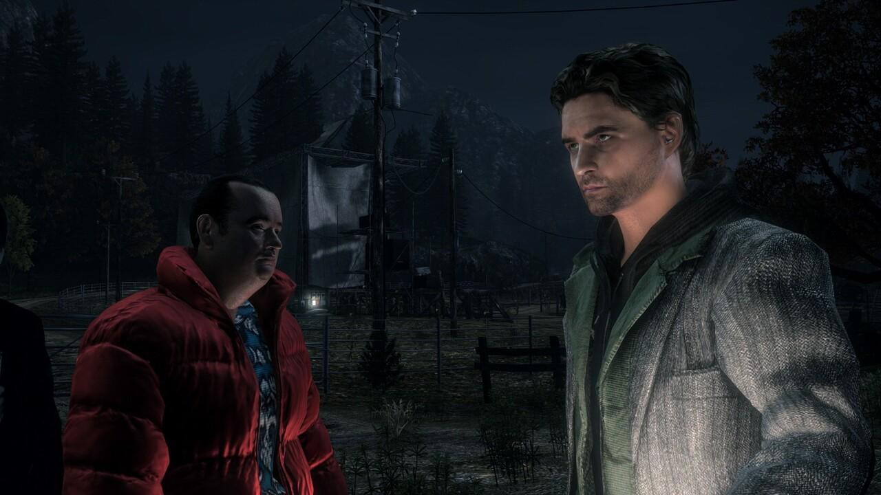 Alan Wake 2: Remedy arbeitet nach Epic-Deal an Fortsetzung