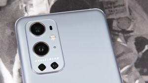 OnePlus 9 Pro: Smartphone überhitzt beim Fotografieren