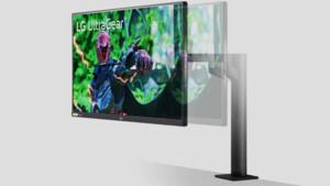 LG 27GN880 und 34WN780: UltraGear- und UltraWide-Display mit Ergo-Ständer