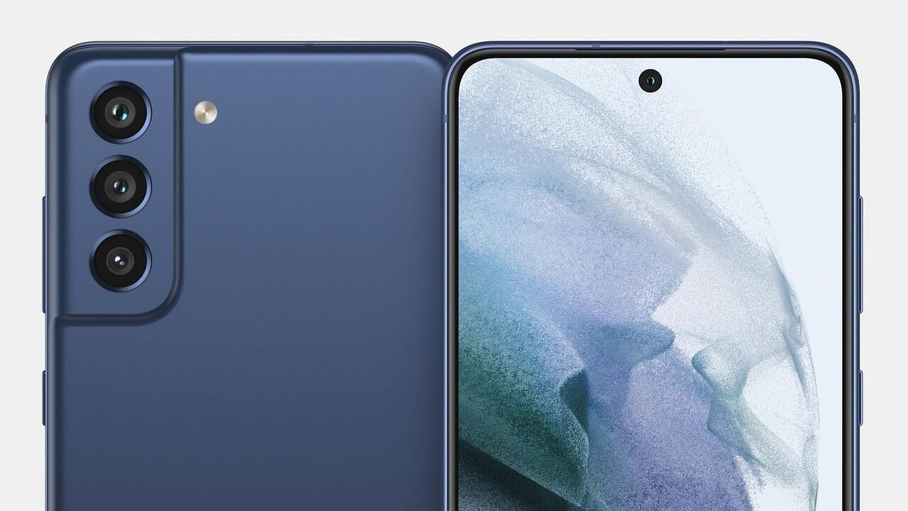 Samsung Galaxy S21 FE: Renderings zeigen die Fan Edition des Flaggschiffs