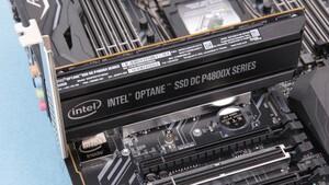 Schnelle Spezial-SSD: Intel stellt Optane-P4800X-Serie ein