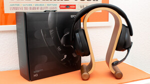 Epos H3 im Test: Teures Headset mit Vorlieben für hohe Töne