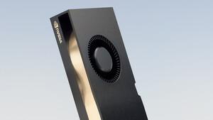 Nvidia RTX A5000 bis A2000: Grafikkarten für (mobile) Workstations im Profisegment