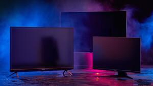 Aorus FI32U, FV43U, FO48U: 4K-Gaming-Monitore mit HDMI 2.1, 144 Hz oder OLED