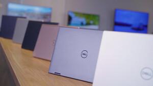 """Dell Inspiron 2021: Notebooks mit Ryzen oder Core von 13"""" bis erstmals 16"""""""