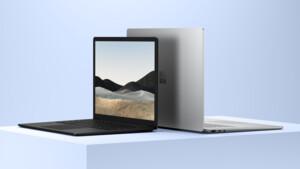 Microsoft: Surface Laptop 4 mit AMD oder Intel läuft deutlich länger