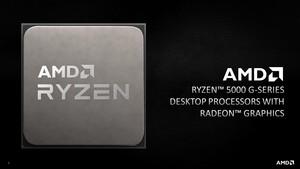 Ryzen 5000G: OEMs können AMDs Zen-3-Desktop-APU ab sofort kaufen