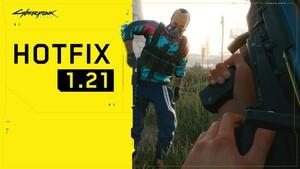 Cyberpunk 2077: PC, Konsolen und Stadia erhalten Hotfix 1.21