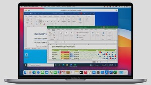 Parallels Desktop 16.5: Windows 10 on ARM auf Macs mit M1-Chip als VM möglich