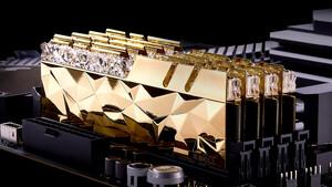 Trident Z Royal Elite: RAM-Serie mit noch mehr Glamour und bis zu 5.333 MHz