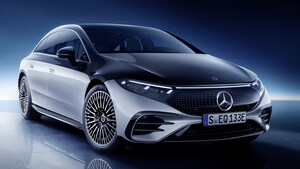 Mercedes-Benz EQS: Die vollelektrische S‑Klasse mit MBUX Hyperscreen