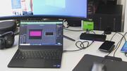 Thunderbolt 4 Dock Chroma im Test: Razers RGB-Docking-Station mit Anschlüssen für 8K