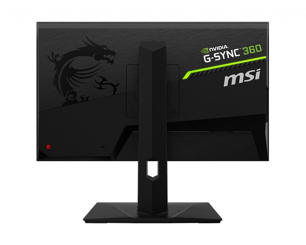 MSI Oculux NXG253R at 360Hz