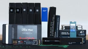 Aktuelle SSD-Benchmarks: Die Community testet ihre SSDs unter Praxisbedingungen