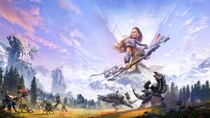 Horizon Zero Dawn: Complete Edition gratis im PlayStation Store erhältlich