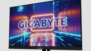 """Gigabyte M28U: 28""""-UHD-Monitor mit HDMI 2.1, 144 Hz und KVM-Switch"""